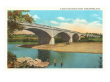 Viaduct over Miami River, Middletown, Ohio Prints