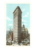 Flatiron Building, New York City Posters