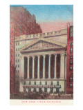 New York Stock Exchange, New York City Prints