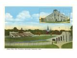 Selby Field, Wesleyan University, Delaware, Ohio Prints