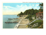 Beach, Vermilion-on-the-Lake, Ohio Prints