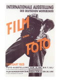 German Photography Exhibition Poster Affischer
