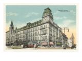 Boody Hotel, Toledo, Ohio Posters