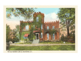Warner Castle, Rochester, New York Prints