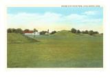 Mound City, Chillicothe, Ohio Prints