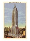 Empire State Building, New York City Posters