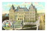 State Capitol, Albany, New York Prints