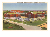State University, Columbus, Ohio Art