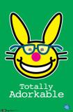 Happy Bunny - Nerds Print