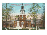 Independence Hall, Philadelphia, Pennsylvania Posters