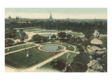 Tuileries Gardens Paris Prints