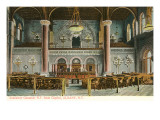 Interior, State House, Albany, New York Prints