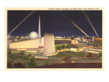 General Motors Building, New York City World's Fair, 1939 Prints