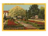 Lambert Gardens, Portland, Oregon Art