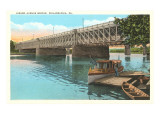 Girard Avenue Bridge, Philadelphia, Pennsylvania Prints
