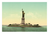 Statue of Liberty, New York Harbor Print