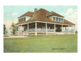 Country Club, Geneva, New York Print
