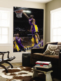 Los Angeles Lakers v New Orleans Hornets, New Orleans, LA - APRIL 22: Kobe Bryant Wall Mural by Layne Murdoch