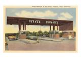 Turner Turnpike, Tulsa, Oklahoma Prints