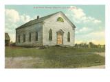 Methodist Episcopalian Church, Medway, New York Art