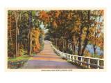 Lakeside Road, New London, Ohio Posters