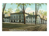 Textile Works, Saratoga Springs, New York Prints