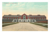 Filtration Plant, Toledo, Ohio Prints