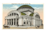 Christian Science Church, Cleveland, Ohio Prints