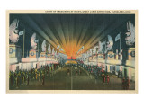 Court of Presidents, Cleveland World's Fair Poster