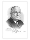 Harry S Truman Prints