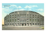 Yankee Stadium, New York City Posters