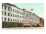 Hotel Bennett, Binghamton, New York Posters
