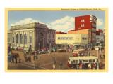 Public Square, York, Pennsylvania Posters