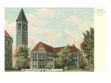 Cornell University Library, New York Print