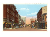 Central Avenue, Middletown, Ohio Prints