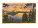 Crater Lake, Oregon Posters