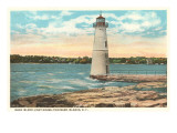 Rock Island Lighthouse, Thousand Islands, New York Posters