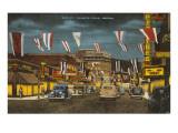 Main Street, Klamath Falls, Oregon Print