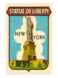 Statue of Liberty, New York Prints