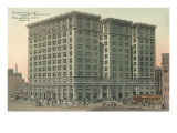 Electric Terminal Building, Oklahoma City, Oklahoma Posters
