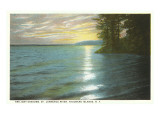 St. Lawrence River, Thousand Islands, New York Poster