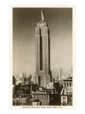 Empire State Building, New York City Prints