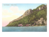 Palisades, Hudson River, New York Prints