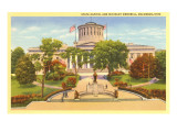 State Capitol, Columbus Ohio Prints