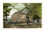 Old Dutch Church, Tarrytown, New York Photo