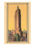 Empire State Building, 1932, New York City Posters