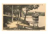 Third Lake, Adirondacks, New York Prints