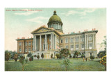 State Capitol, Salem, Oregon Print