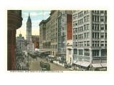 Market Street, Philadelphia, Pennsylvania Posters