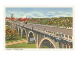 Viaduct, Akron, Ohio Prints